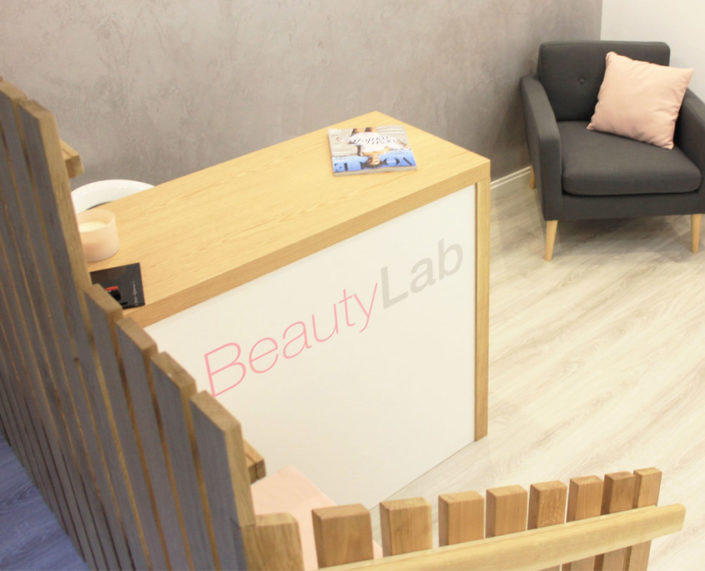 Web corporativa BEAUTYLABBARCELONA
